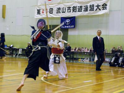 第43回 流山市剣道連盟大会5