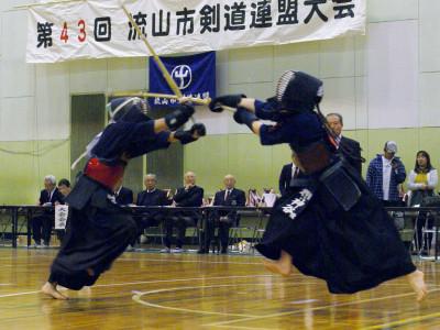 第43回 流山市剣道連盟大会3