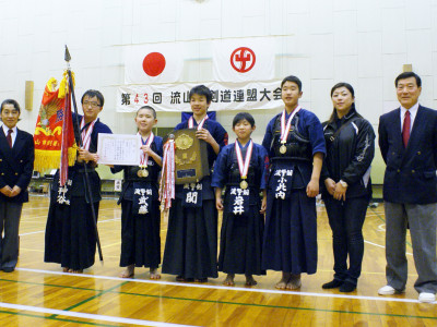 第43回 流山市剣道連盟大会4