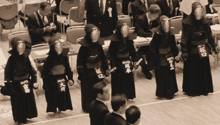 平成26年度 全日本少年少女剣道錬成大会 鰭ヶ崎支部出場選手