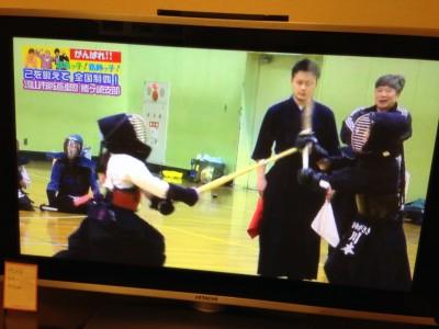 テレビ放映 4
