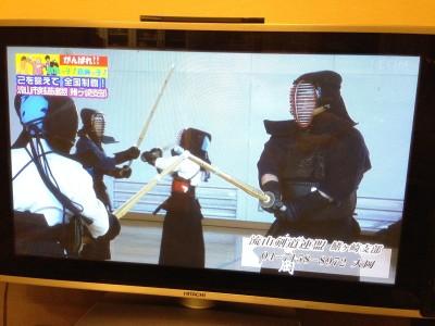 テレビ放映 2