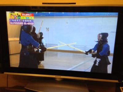 テレビ放映 1