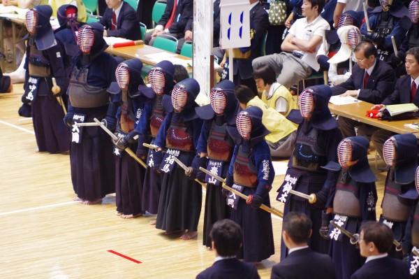 鰭ヶ崎支部 全日本錬成大会