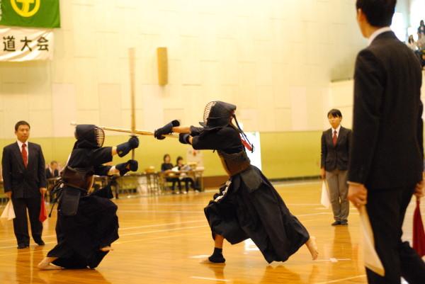 ⑰中学2・3年生女子 決勝1-1