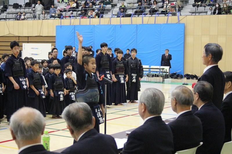 選手宣誓 (2)