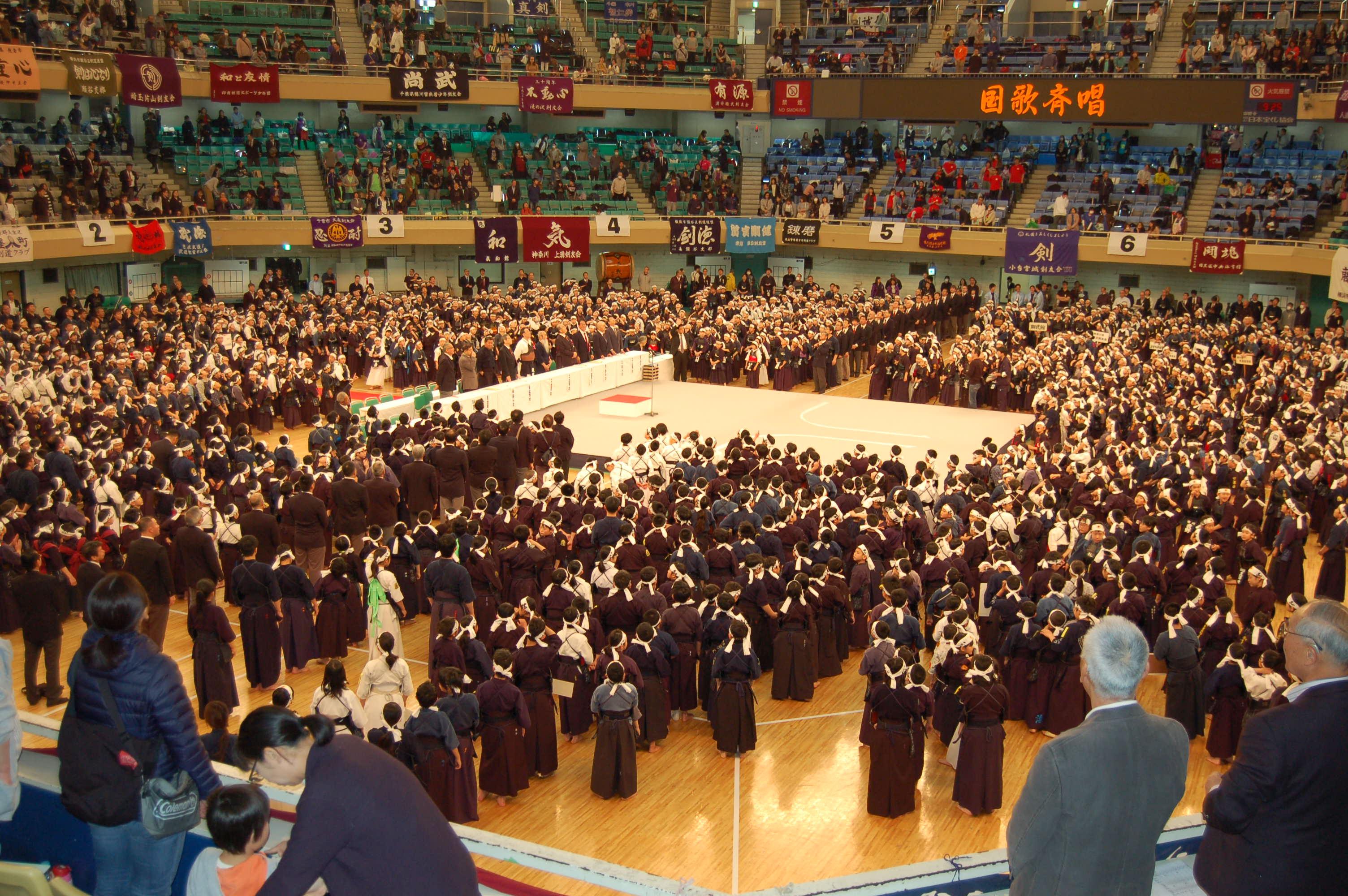 関東大会ー4